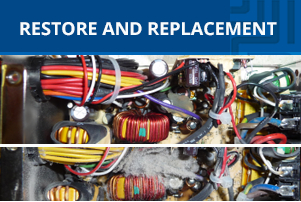 Equipment Restore and Replacement